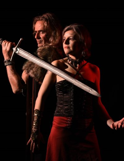 Amour roman heroic fantasy shooting