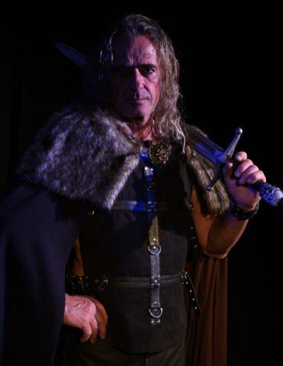 Beïssel guerrier roman fantasy heroic fantasy
